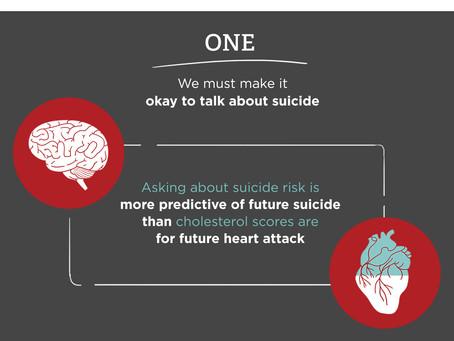 Zero Suicide Healthcare - no more gaps