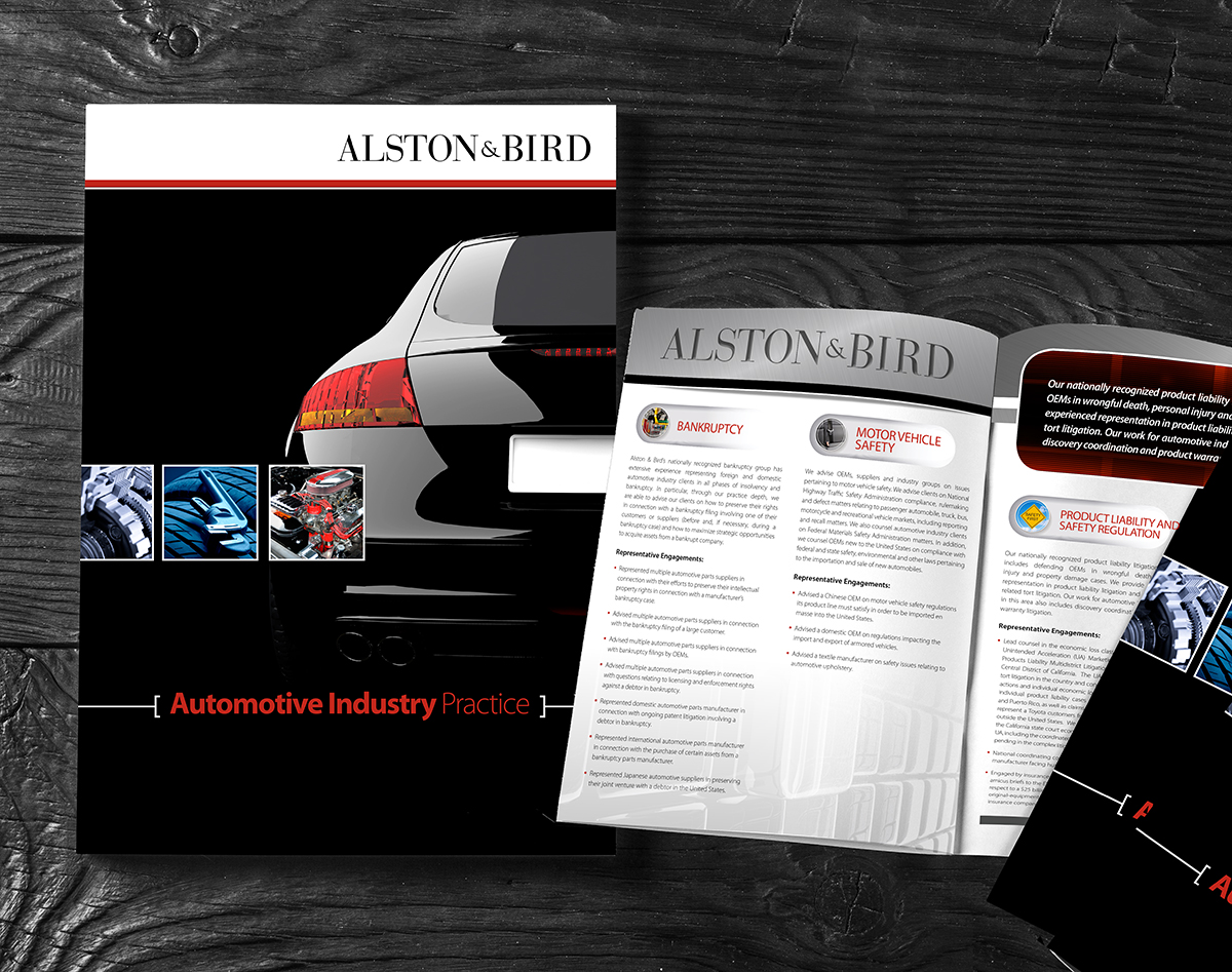 Automotive Practice Brochure