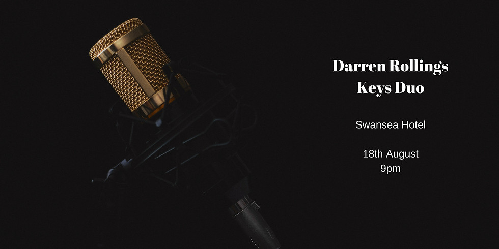 Darren Rollings Keys Duo