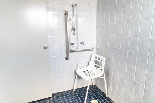 Disabled Shower