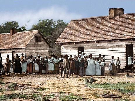 1860s - Charleston, SC - Plantation - Sl