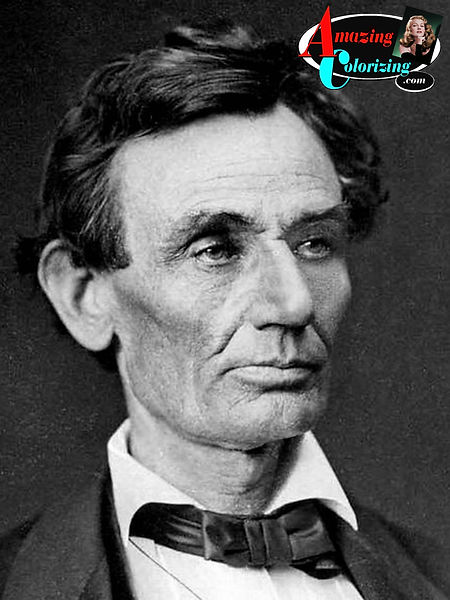 Amazing_Colorizing_Abraham_Lincoln_Close