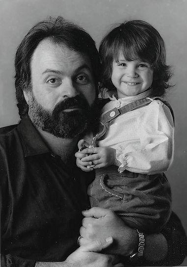 Jack Pignatello & Daughter (BW).jpg