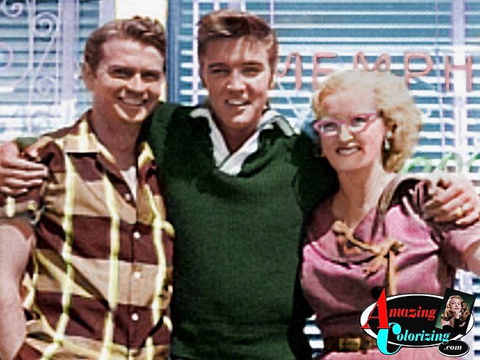 Amazing_Colorizing_Elvis_Presley_Sam_Phi