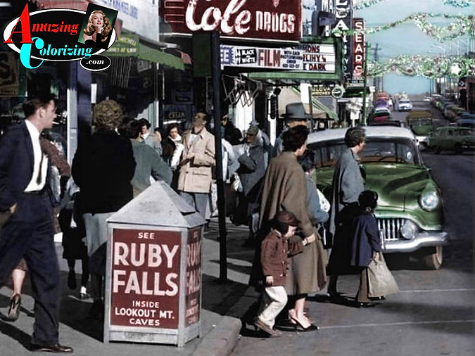 Amazing_Colorizing_Chattanooga_Tennessee