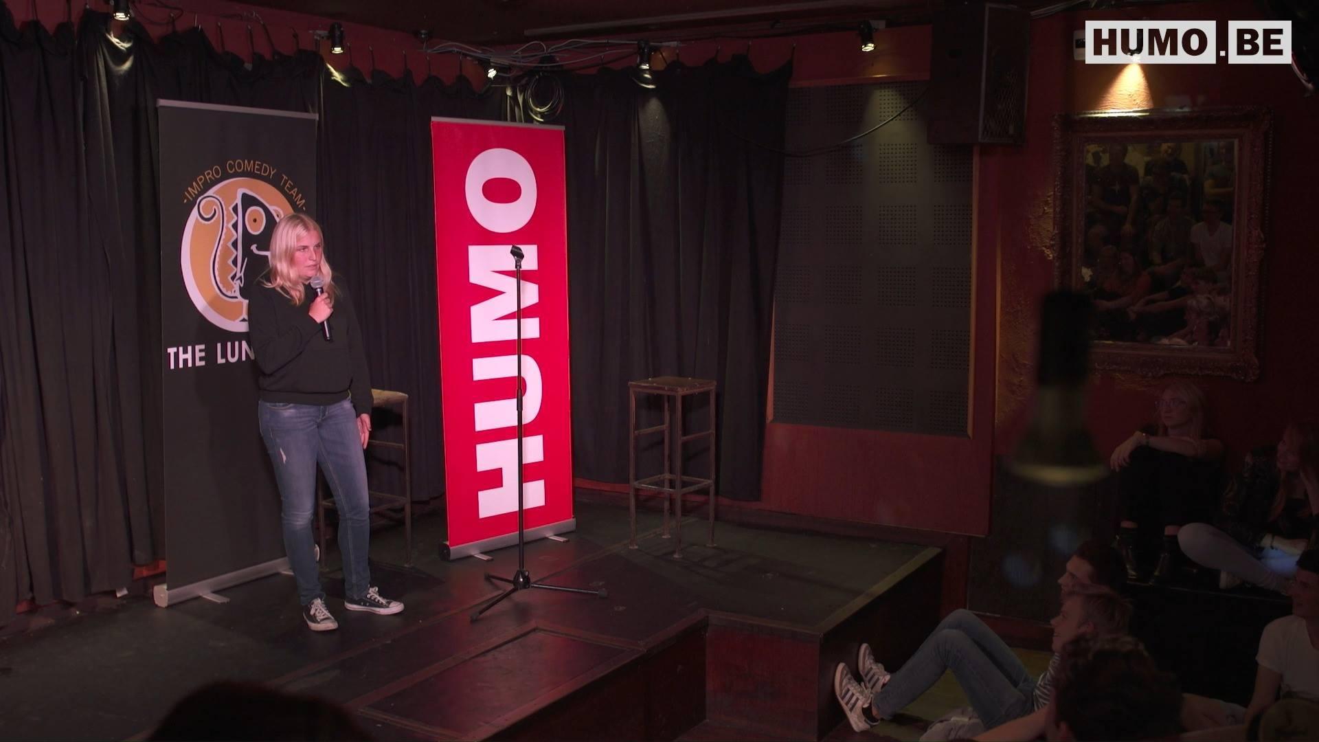 Humo's Comedy Cup 2018     Voorronde Gent Charlatan