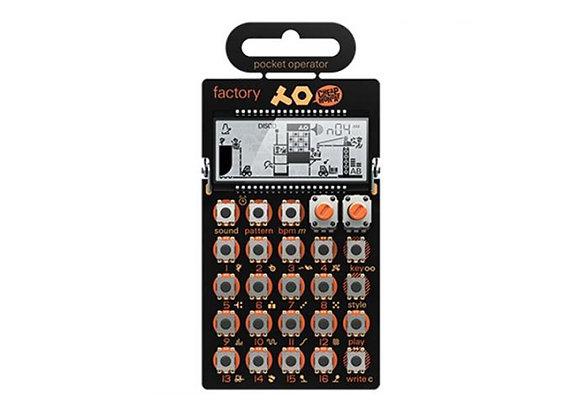 Pocket Operator 16 Factory