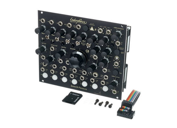 Queen of Pentacles Modular Drum Synthesizer
