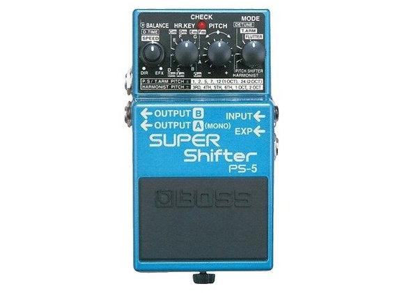 Super Shifter PS-5 Pedal