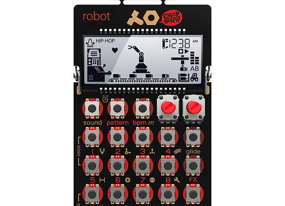 Pocket Operator 28 Robot