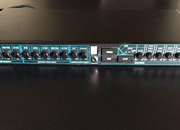 Simmons SDS-1000 5 Ch Drum Sound Module