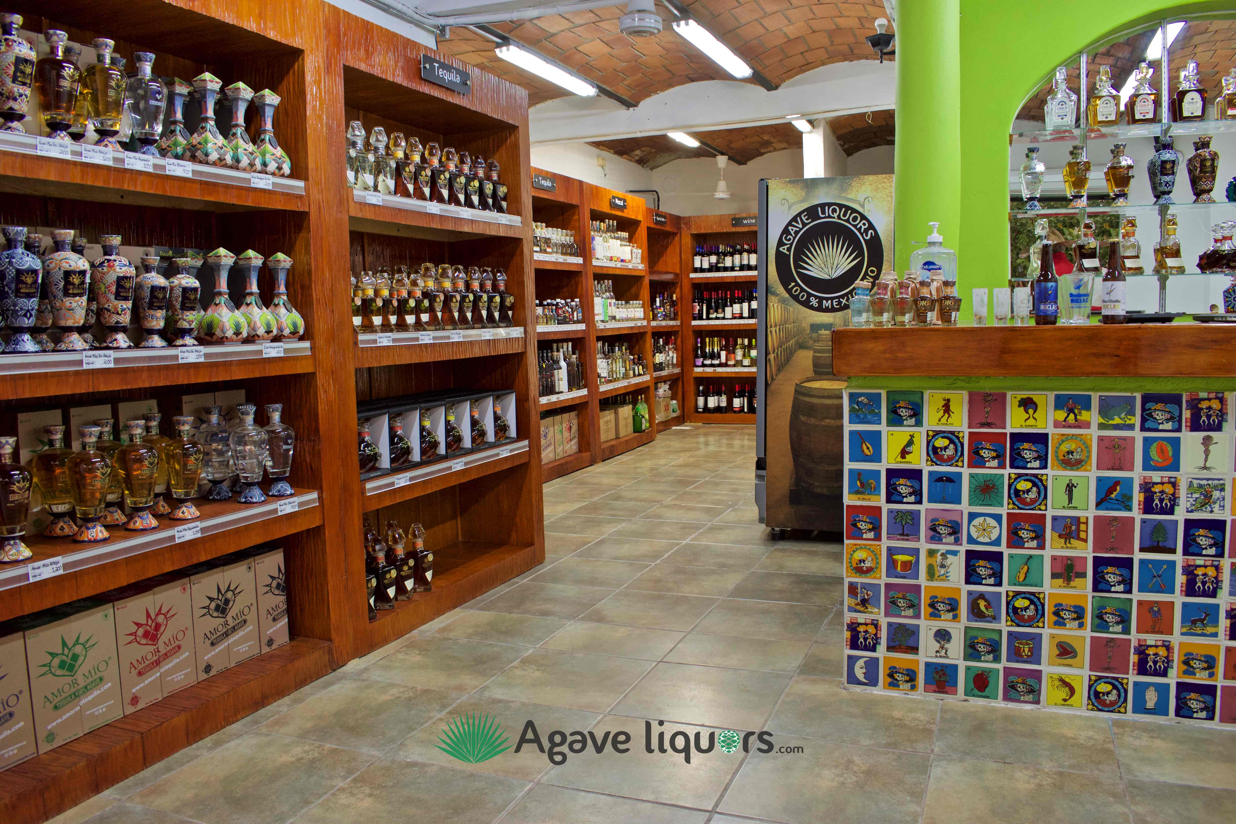 Agave Liquors Sayulita, Marlin #29