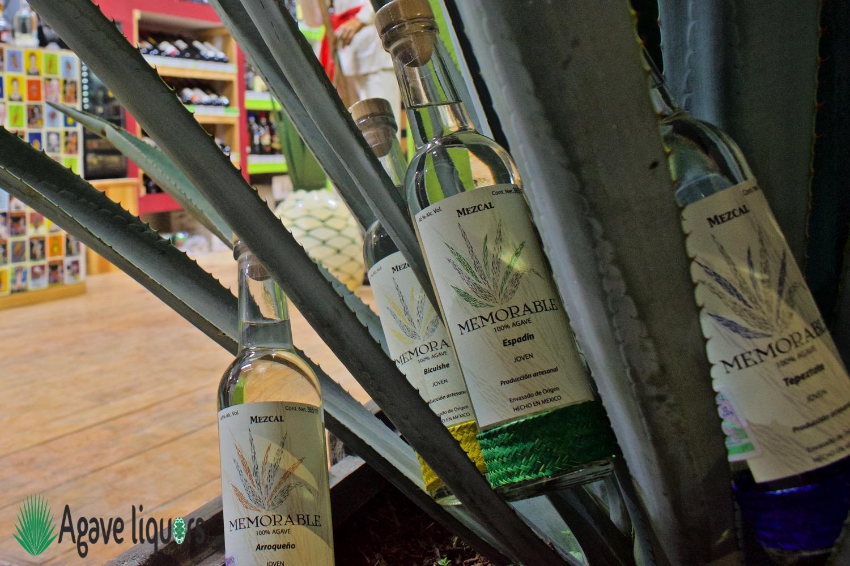 Mezcal Memorable, Agave Liquors Sayu