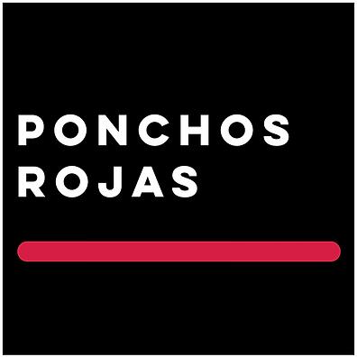 Ponchos Rojas
