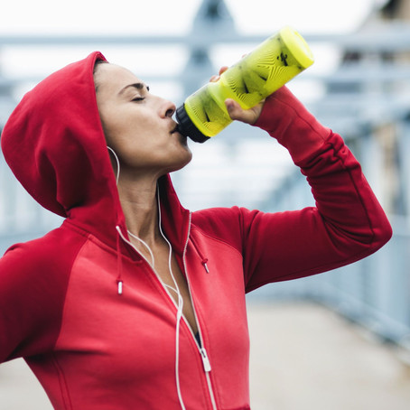 Tips for Drinking While Fitness Walking