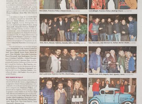Diario De Mallorca publishes: