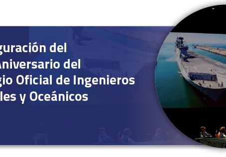 50º Aniversario del Colegio Oficial de Ingenieros Navales y Oceánicos