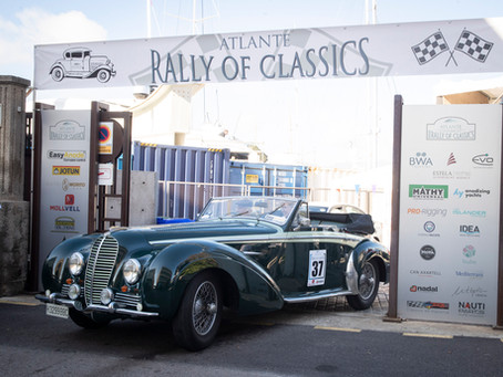 II ATLANTE RALLY OF CLASSICS