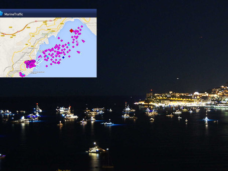 Monaco Boat Show