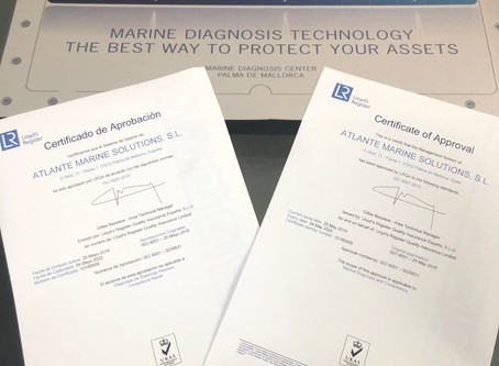 ATLANTE received the renewal by LRQA to the standard ISO 9001:2015