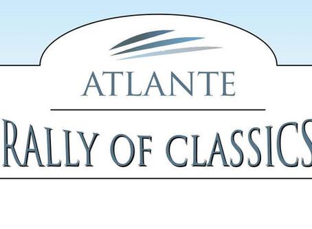 ATLANTE RALLY OF CLASSICS 2019