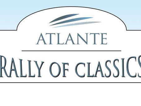 II ATLANTE RALLY OF CLASSICS 2019 - INFO [ES/ENG]