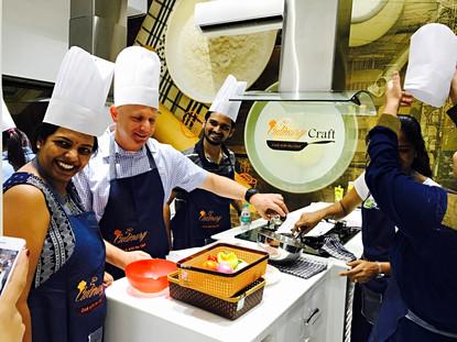 Culinary Craft Studio