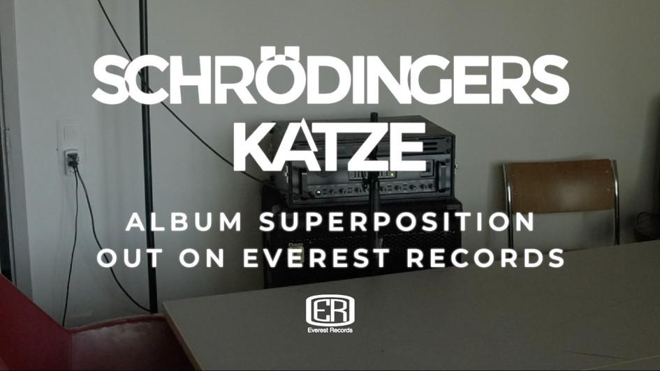 Schrödingers Katze - Album Superposition - Snippet I