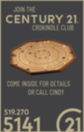 Owen Sound Century 21 Crokinole Club