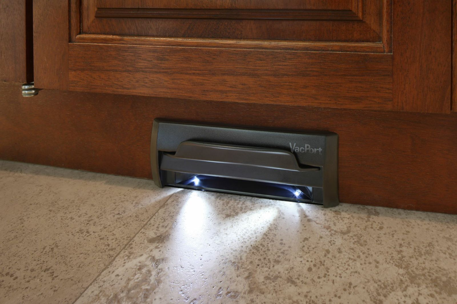 Lighted cover plate