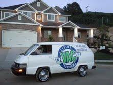 The Vac Guy Van