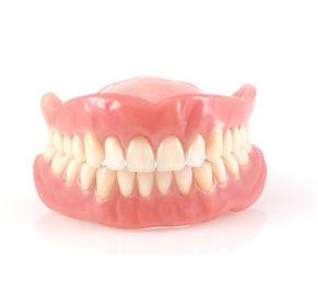 New Dentures and Denture Repairs
