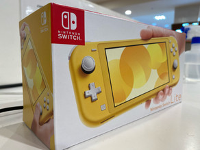 NintendoSwitch買取中!!!
