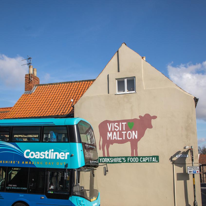 Visit Malton and Coastliner