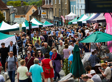 Flagship Yorkshire Food and Drink Event Extends to Bank Holiday Monday for the First Time