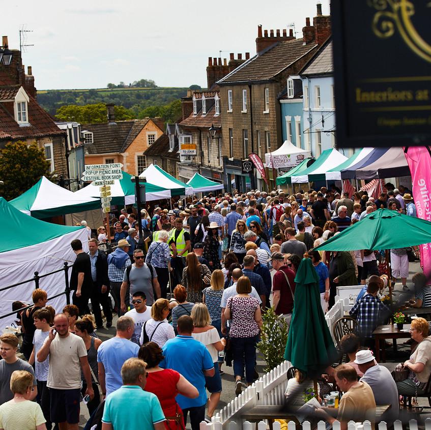 Malton Food Lovers Festival 2019