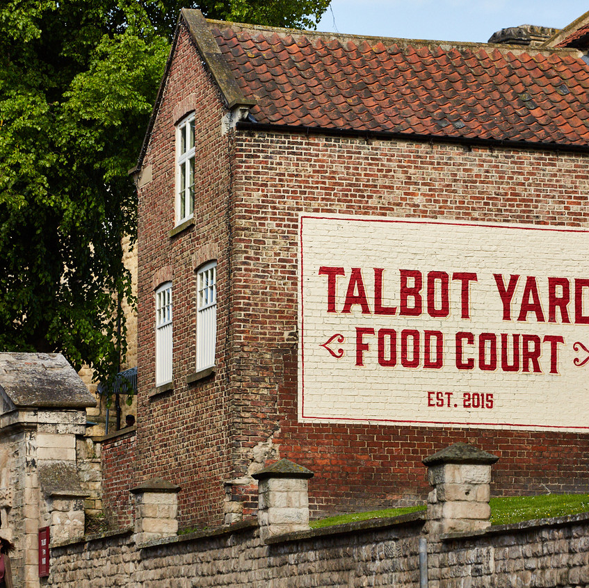 The Talbot Yard, Yorkersgate