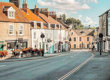 Malton Delivers! A community of independent food businesses unites to withstand challenging trading