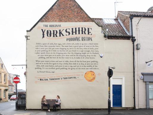 Malton Celebrates UK Yorkshire Pudding Day with Homage Dedicated to the iconic Yorkshire Pudding