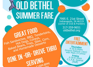 Summer Fare - August 22-24