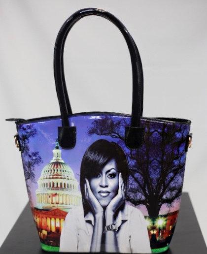 Michelle Obama Beautiful Tote Bag
