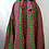 Thumbnail: African Print Maxi Skirt with Matching Head Wrap (Print #511 A)