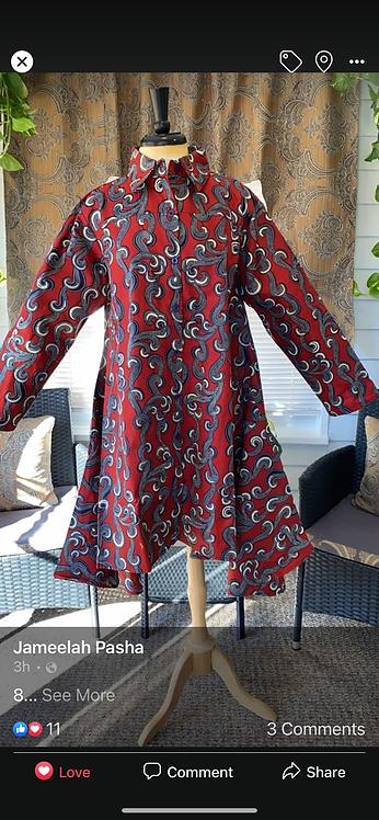 Tunic/Shirt Dress