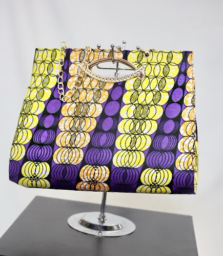 Whimsical African Tote