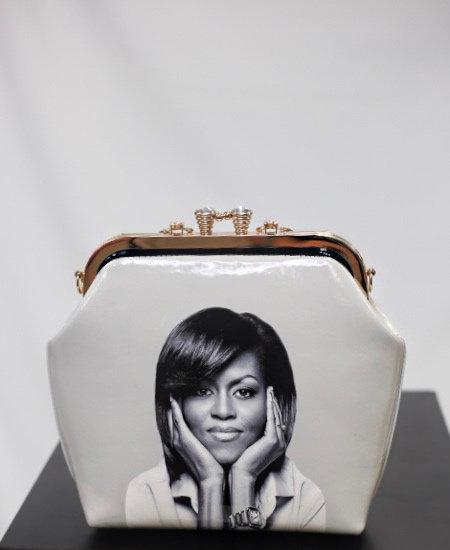 Michelle Obama Clutch