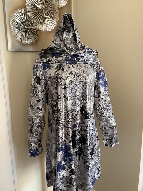 Tunic with Sequins (2  pc hijab available)