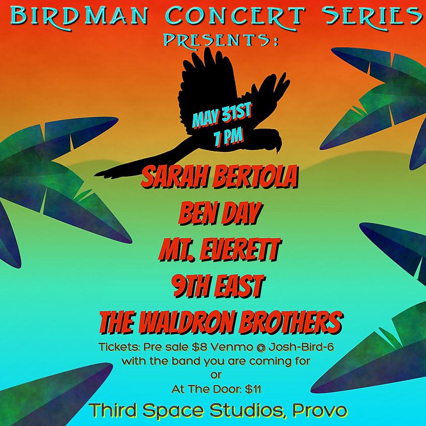 Birdman Concert Series