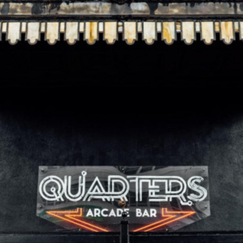 Quarters Arcade Bar