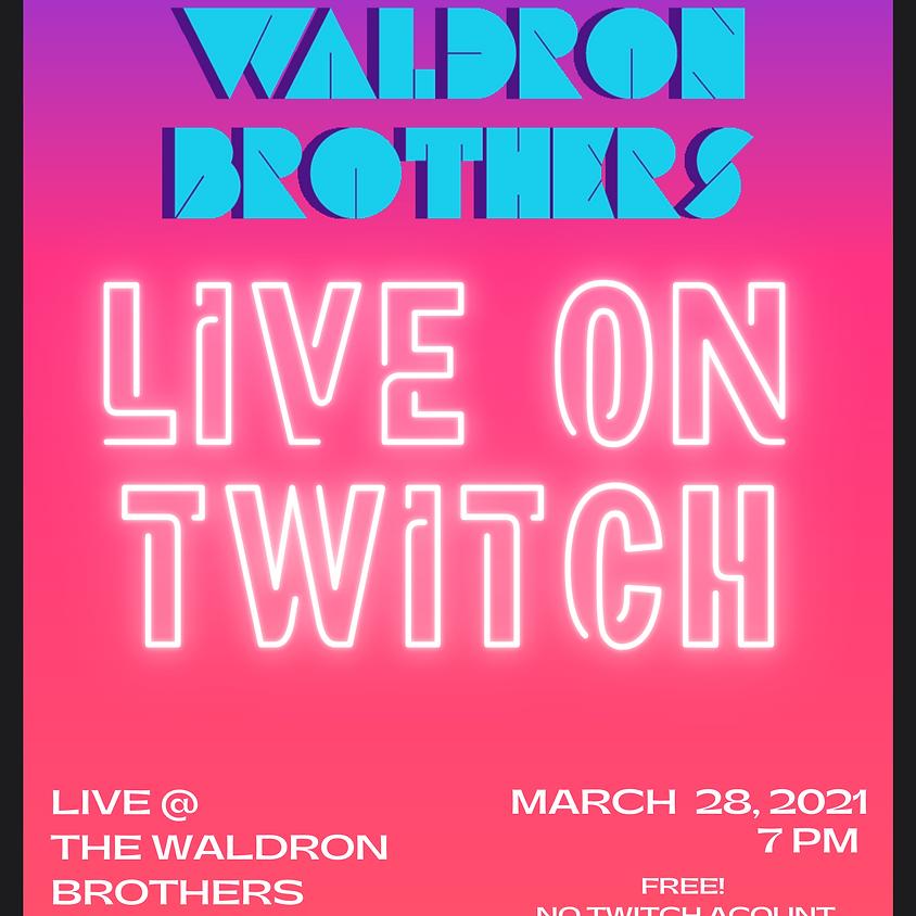 Live On Twitch