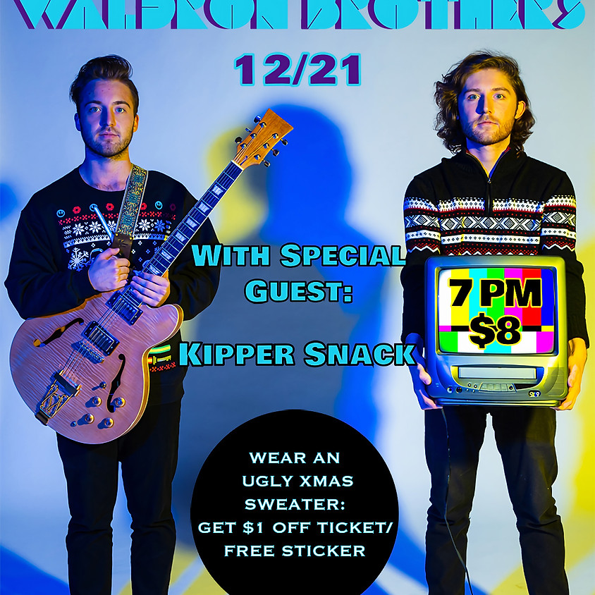 The Waldron Brothers EP Release Show